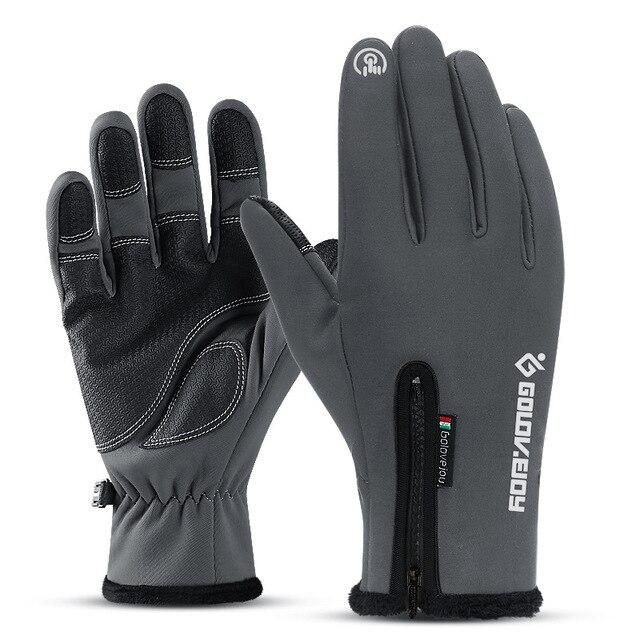 Winter Warm Touch Screen Men Gloves