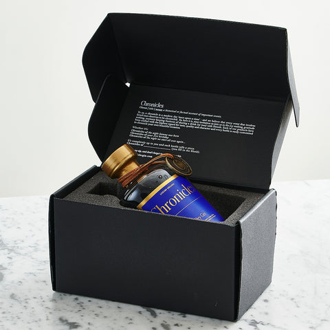 Chronicles Packaging