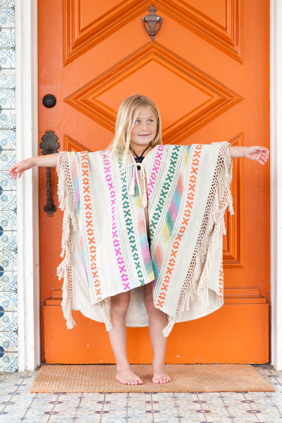 Mohave Poncho