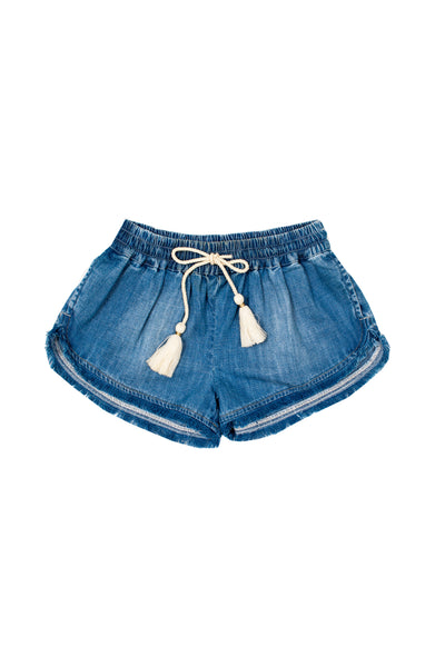 The Fray Denim Short