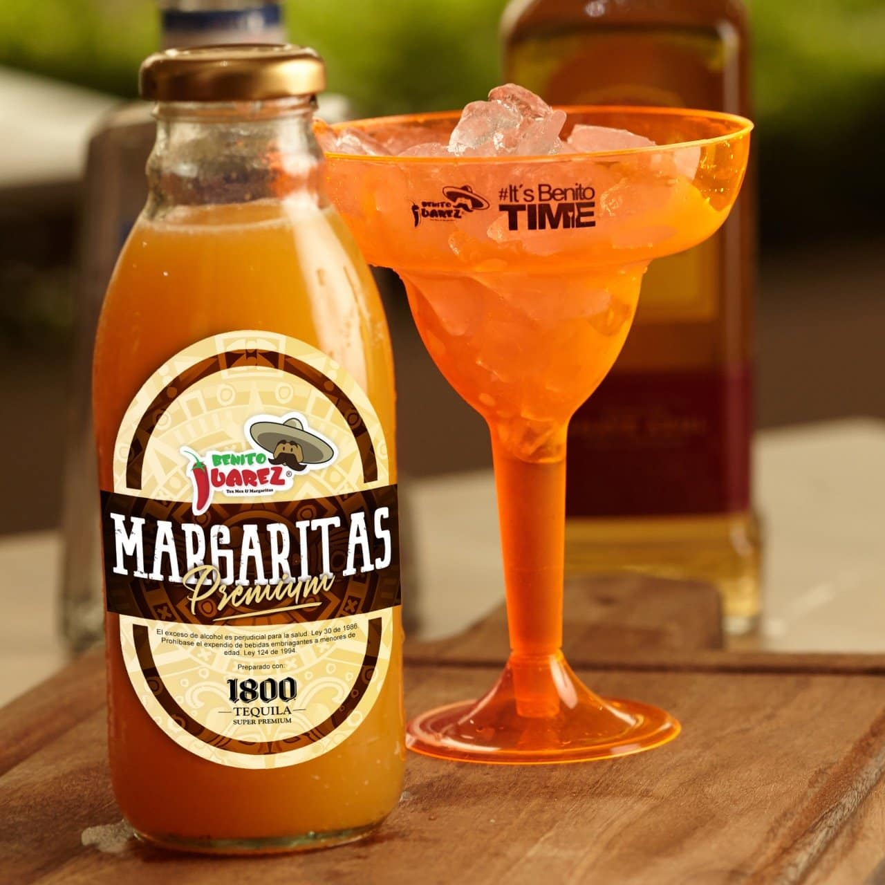 Margarita Premiun Botella 400ml