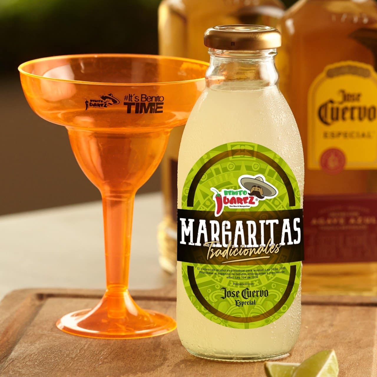 Margarita Tradicional Botella 400ml