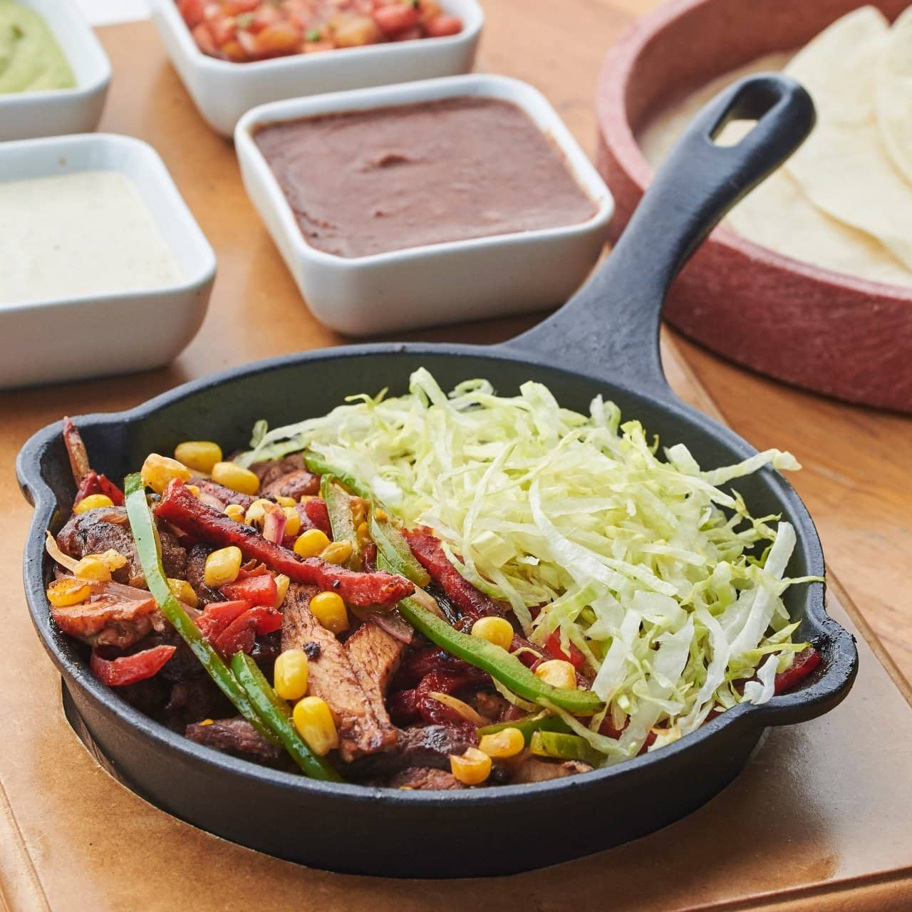 Fajitas Benito Ranch