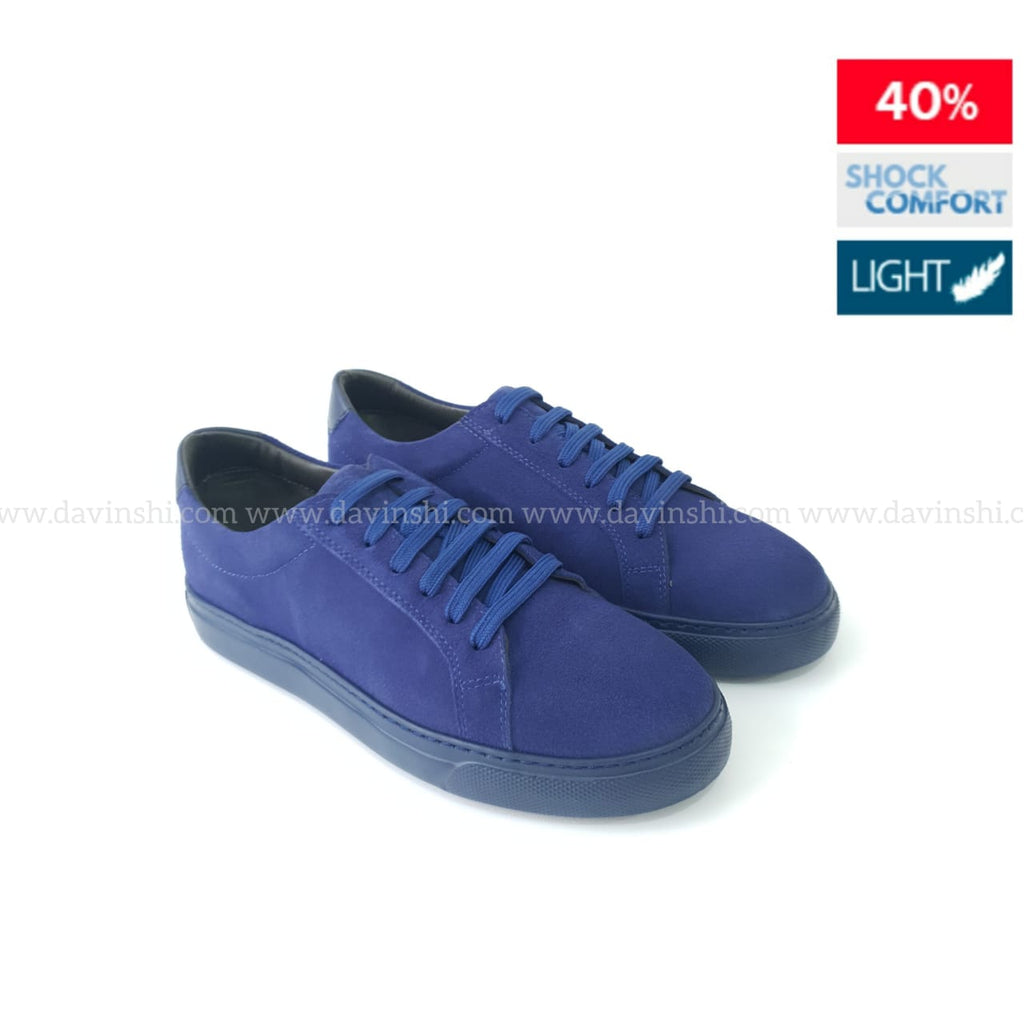 Sneakers Davinshi Light Bleu REF:154