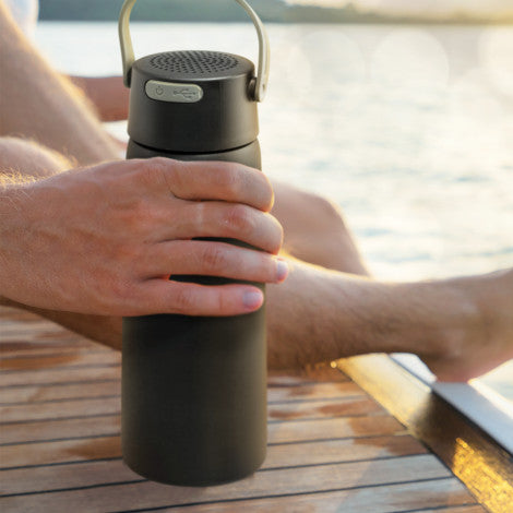 Bluetooth Speaker Vacuum Bottle - PRE-ORDER - Delivery Late March