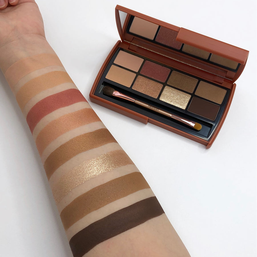 Dailyism Eye Palette Brick Brown