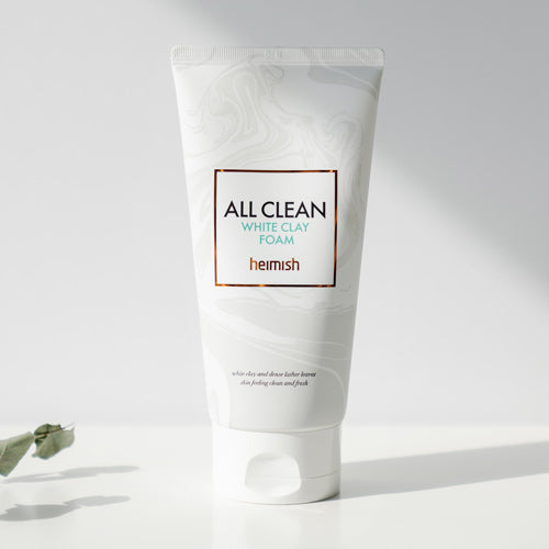 All Clean White Clay Foam 150g