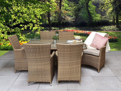 Darcey Dining Collection DARC0222_DARC0256 - Modern Rattan