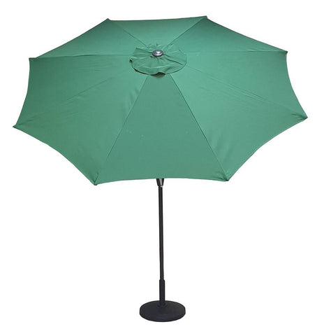 PARASOL 3m Table Green - Modern Rattan