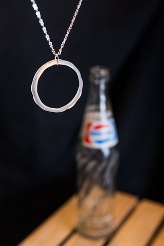 Pepsi Bottle Pendant