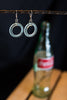 Coca Cola Earrings