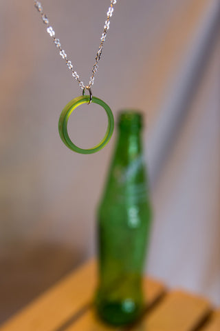 Sprite Bottle Pendant