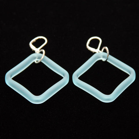 Bombay Sapphire Airline Earrings
