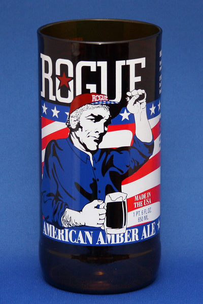 Rogue American Amber Ale Glass