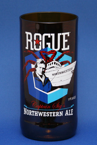 Rogue Captain Sig's Northwestern Ale Glass