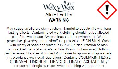 Allure-For-Him-Wax-Melt