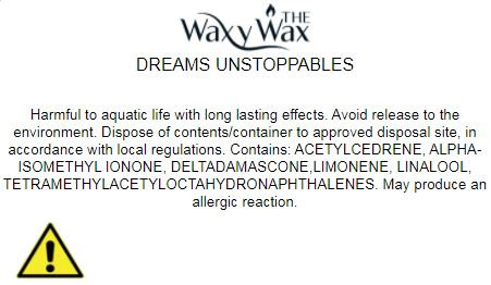 Dreams-Unstoppables-Wax-Melt