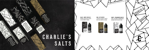 60mL Charlie's Chalk Dust Sub Ohm Salts