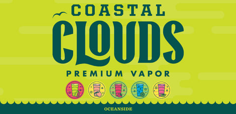 Coastal Clouds - Oceanside