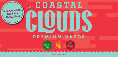 Coastal Clouds Saltwater