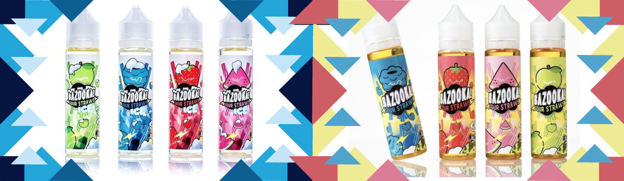 Bazooka Ice and Originals