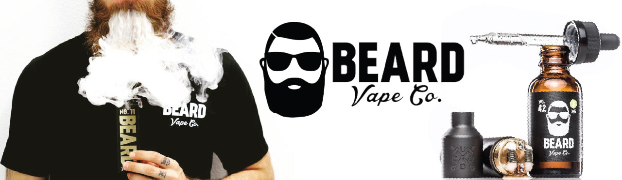 Beard Vape Co Wholesale 60mL