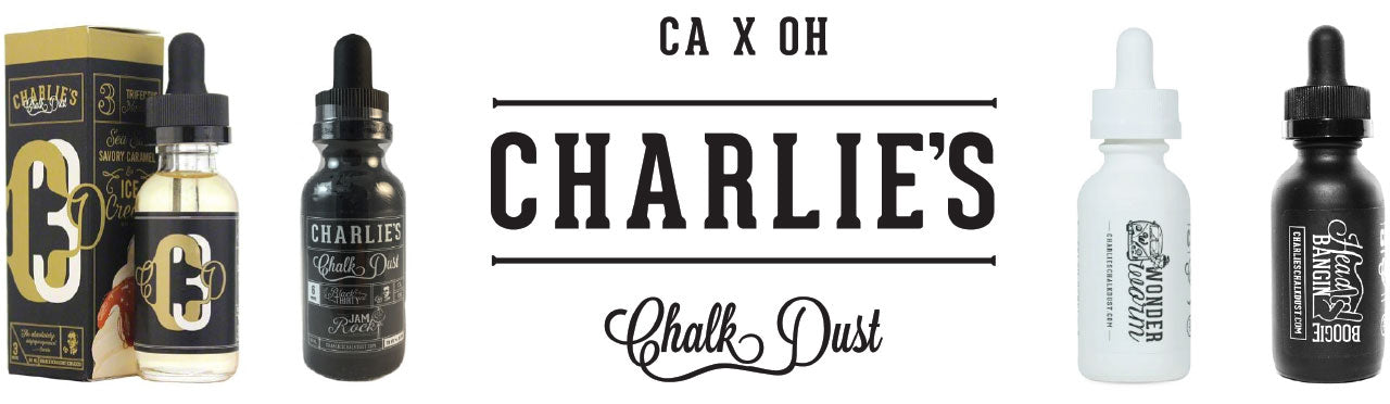 Charlies Chalk Dust 30mL