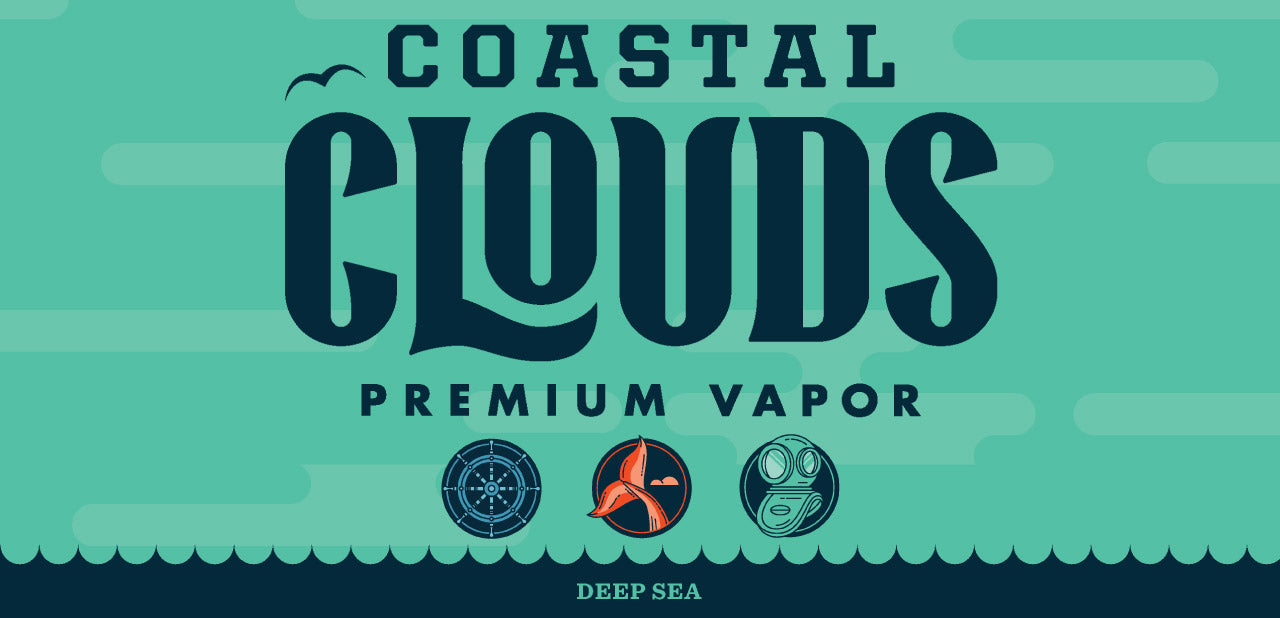 Coastal Clouds Deep Sea Wholesale