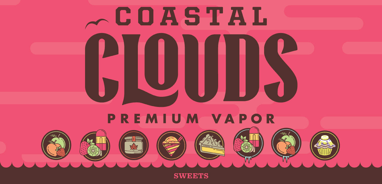 Coastal Clouds Sweets Wholesale