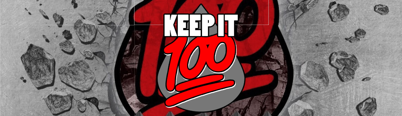 Keep it 100 Vape Juice
