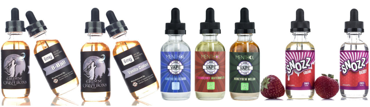 USA Vape Lab Eliquids