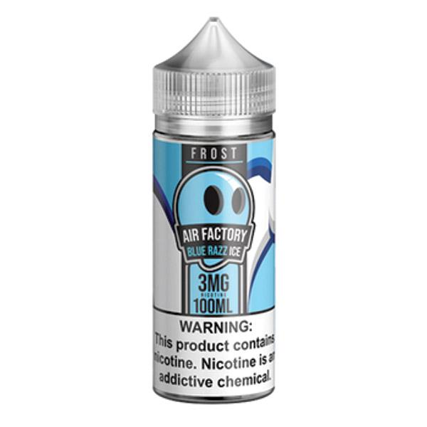 Frost Factory - 100mL - Blue Razz ICE - 06mg