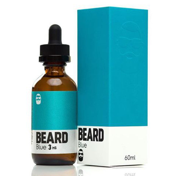 Beard Vape Colors - 60ml - Blue - 03mg