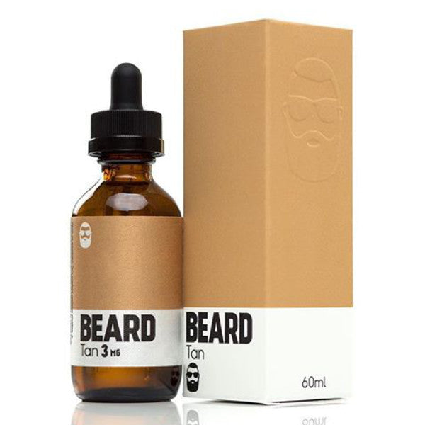 Beard Vape Colors - 60ml - Tan - 06mg