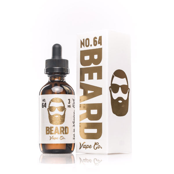 Beard Vape - 60ml - No. 64 - 06mg