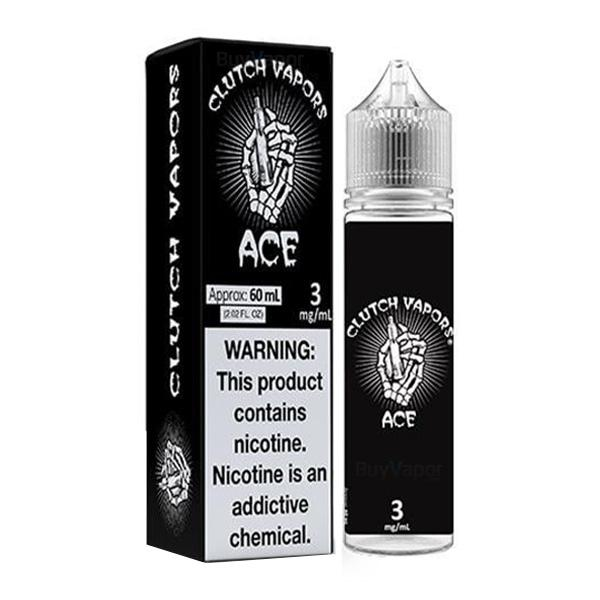 Clutch - 60ml - Ace - 00mg - Zero