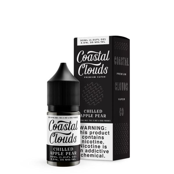 30mL - Coastal Clouds - Chilled Apple Pear Salts 50