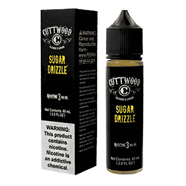 CW - 60mL - Sugar Drizzle- 03mg