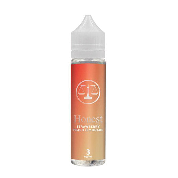Honest - 60mL - Strawberry Peach Lemonade - 06mg
