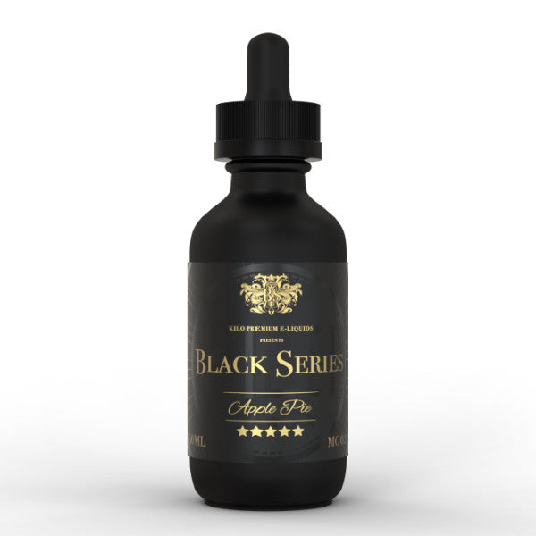 KILO Black Series - 60mL - Apple Pie- 06mg