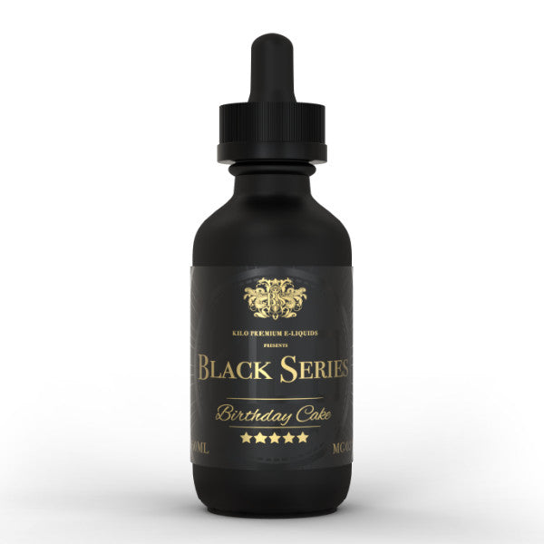 KILO Black Series - 60mL - Birthday Cake - 00mg - Zero