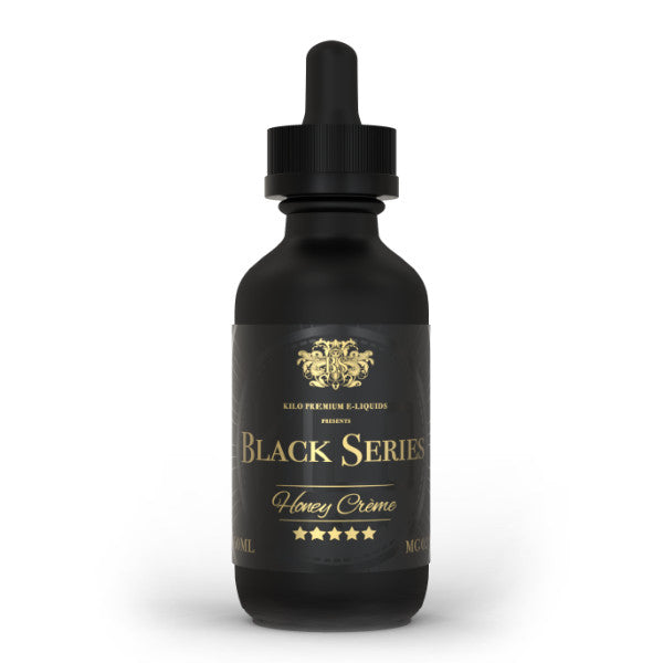 KILO Black Series - 60mL - Honey Creme - 00mg - Zero