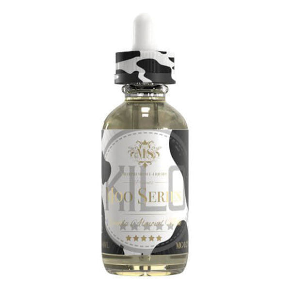 KILO Moo Series - 60mL - Vanilla Almond Milk - 00mg - Zero