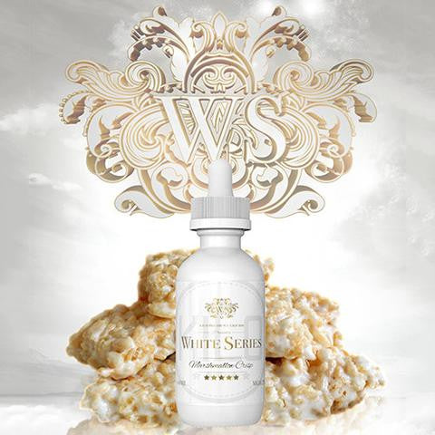 KILO White Series - 60mL - Marshmallow Crisp- 06mg