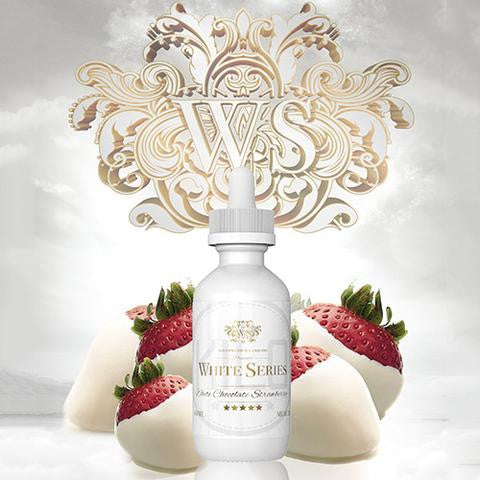 KILO White Series - 60mL - White Chocolate Strawberry - 00mg - Zero