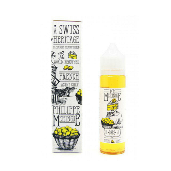 Mr Meringue - 60ml - Mr Meringue - 03mg