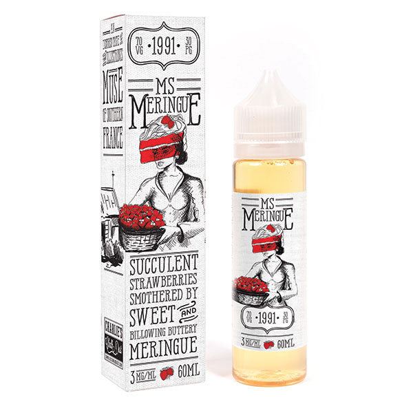 Ms Meringue - 60ml - Ms Meringue - 00mg - Zero