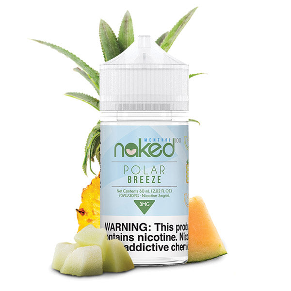 60mL - Naked - Polar Breeze - 12
