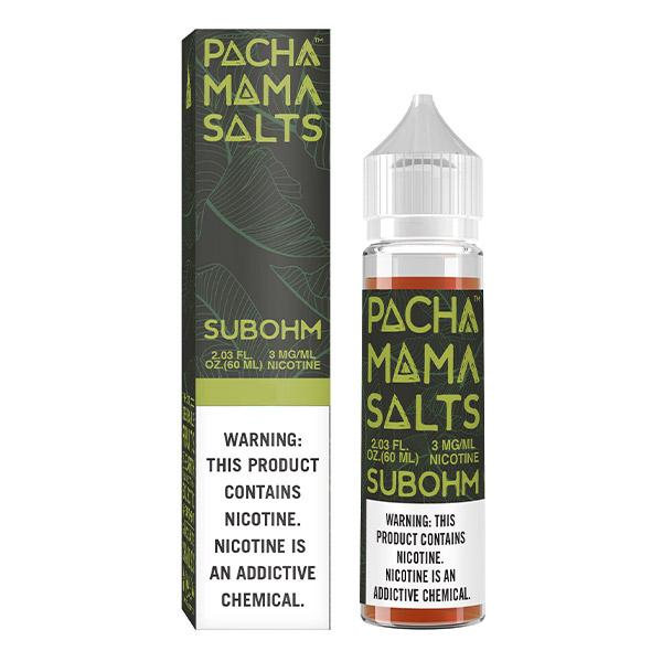 60mL - Pacha Mama Salts - Honeydew Melon - 06