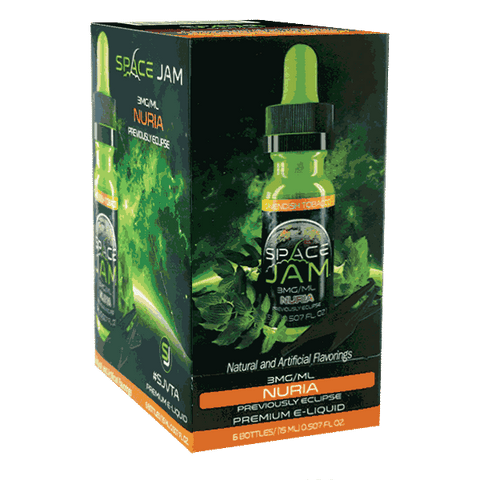 Space Jam E juice - 15mL(6 packs)